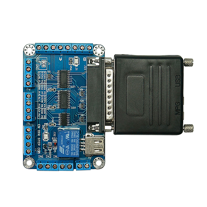 mach3 Parallet Port TO USB (3)