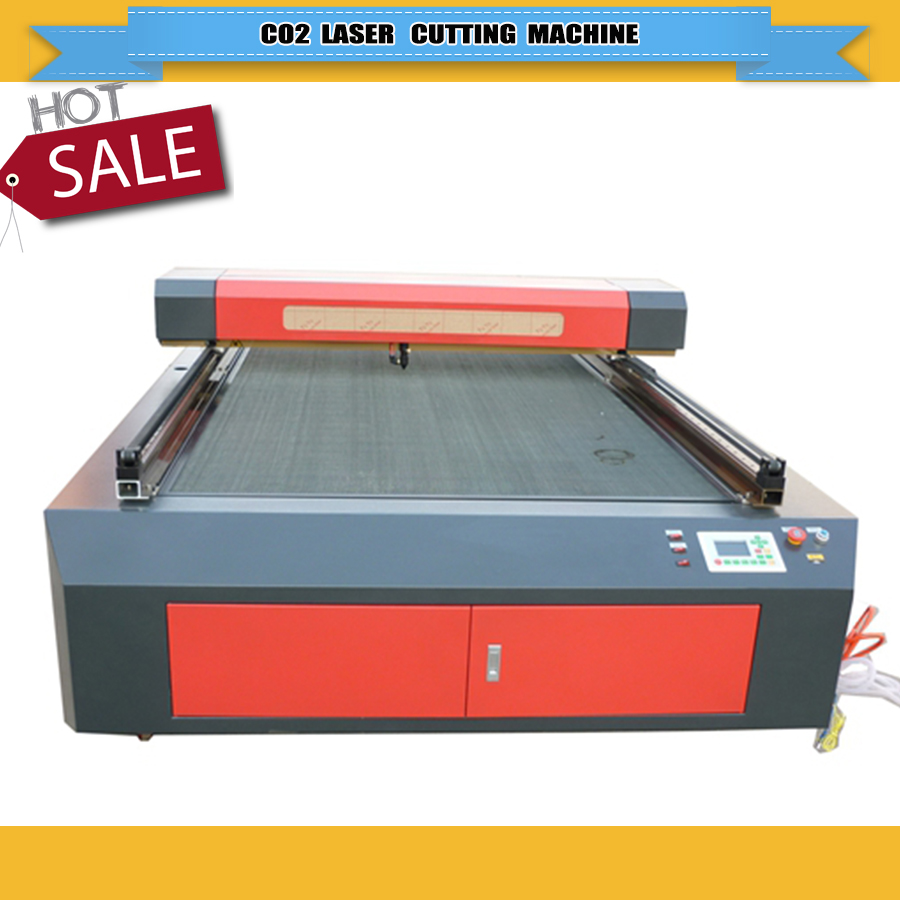 High Quality CO2 Laser Cutting Machine 1325 Ruida System With 1300*2500mm Working Size Honeycomb For Wood/acrylic Cutting