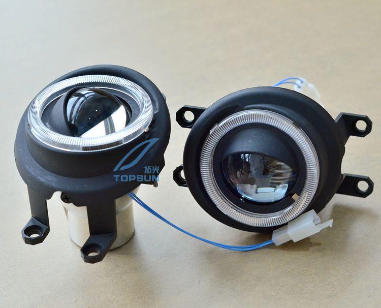 NEW 2 car bifocal fog lens,front bumper light assembly for Toyota CAMRY COROLLA VIOS SUB ARU SCION,TaiWan product,high quality toyota camry corolla rav4 vios ruizhi автомобиль пепельницы в цветок корона с led лампа световой идеи