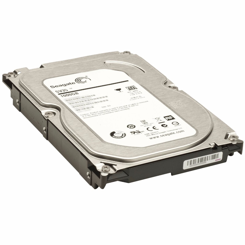 все цены на  Seagate 1TB /2TB/3TB/4TB SATA HDD 3.5 inch 7200rpm Hard Disk Drive For CCTV Surveillance-Optimized Storage  онлайн