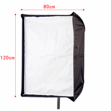 80x120cm Umbrella Softbox Reflector for Speedlite Flash Photo Studio Soft Box Photography Accesorios Fotografia Light Box