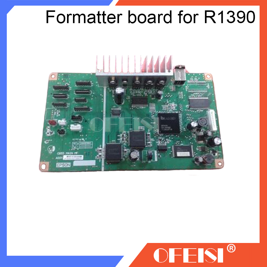 Original 2113551/2157152/2118698 FORMATTER PCA ASSY Formatter Board logic Main Board MainBoard Mother Board for Epson 1390 R1390Original 2113551/2157152/2118698 FORMATTER PCA ASSY Formatter Board logic Main Board MainBoard Mother Board for Epson 1390 R1390