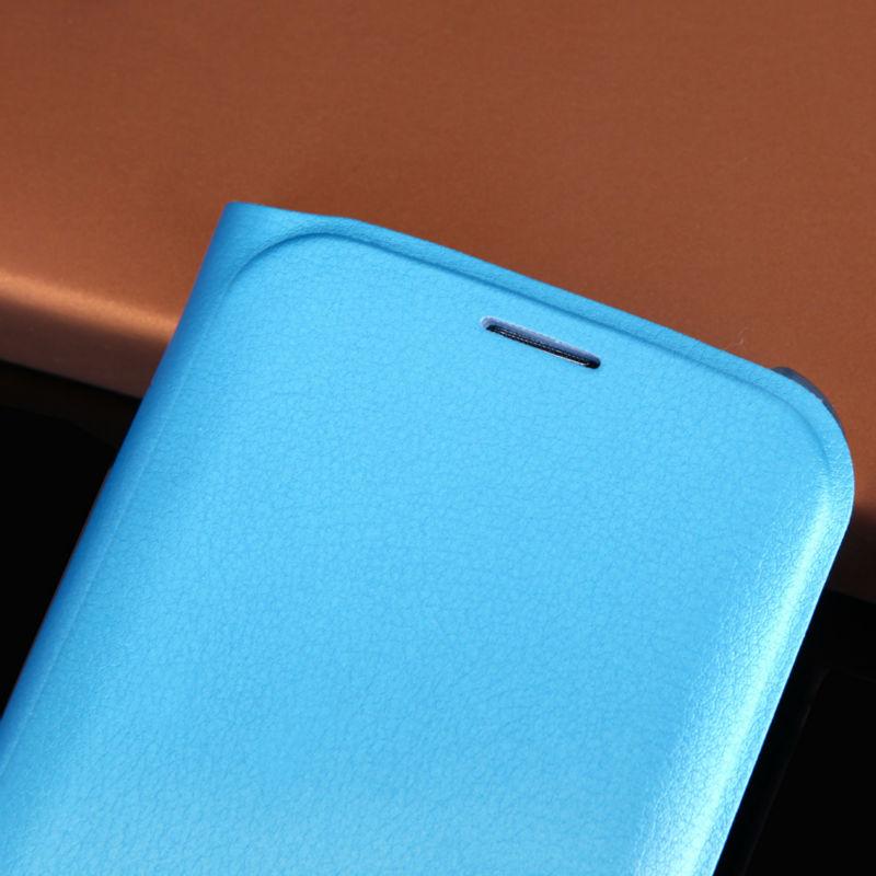 360 կաշվե ծածկույթի խցանման պատյան Samsung - Բջջային հեռախոսի պարագաներ և պահեստամասեր - Լուսանկար 4