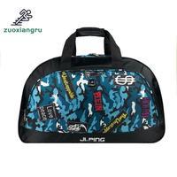 Barrel Travel Camouflage Sport Bag For Men Camouflage Gym Bag Training Women Yoga Duffel Bag For Unisex Sport Bag Women Fitness