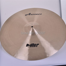 100% handmade Killer 22medium ride ,high quality  bronze cymbal for sale