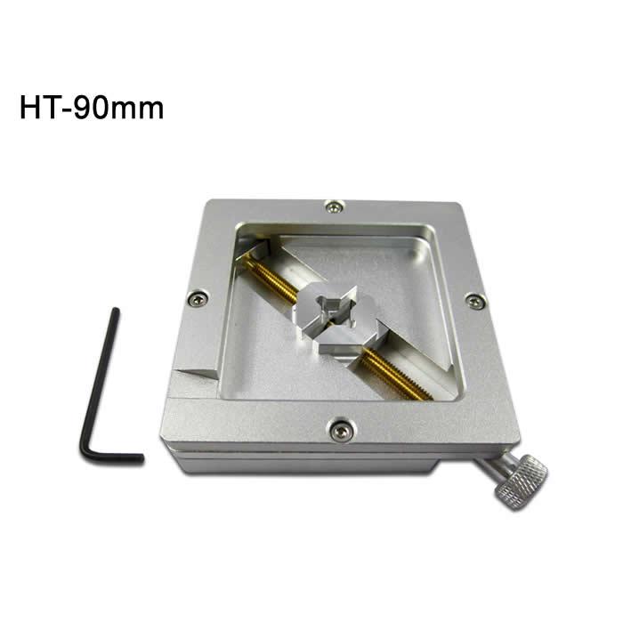 90mm bga holder jig HT-90 bga reballing station for chip repair pmtc 250k 0 65mm leaded free bga solder ball for bga repair bga reballing kit bga chip reballing