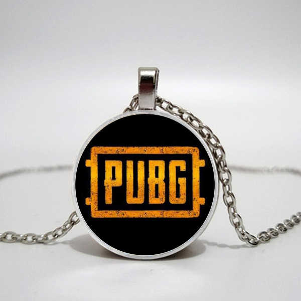 Necklace, New PUBG Jedi Survival Escape Time Necklace, Eat Chicken Game Hot Sale Jewelry Wholesale Pendant Necklace