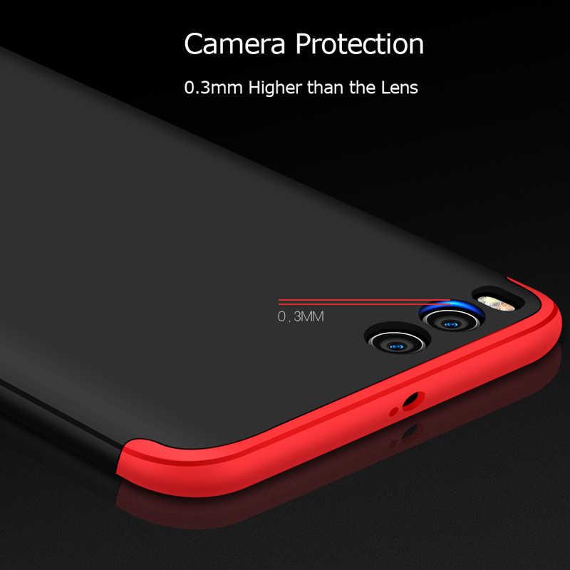 Жесткий Чехол для Xiaomi mi 6 mi 5S 360 градусов протектор матовый чехол для Xiaomi mi 5 6 5S противоударный телефон в виде ракушки