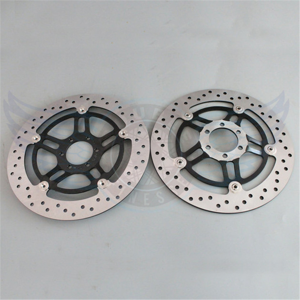 new brand Motorcycle accessories front Brake Disc Rotor For Honda Hornet 250 CB250 1996 1997 1998 1999 2000 2001