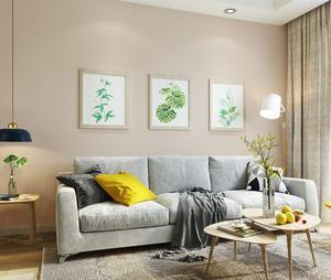 Image 2 - Papel tapiz no tejido de alta calidad, color sólido simple, blanco y negro, gris, cálido, para dormitorio, dormitorio, sala de estar, Fondo de TV papel tapiz