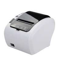 Hot sale USB/LAN/COM port POS thermal receipt printer auto cutter thermal printer