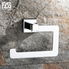 FLG Paper Holders bathroom paper hanging storage holder wall mounted hardware accessories