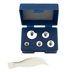 Chaud! Kit de jeu de balance numérique de poids d'étalonnage de précision avec pince à épiler pour outils de balance de poids