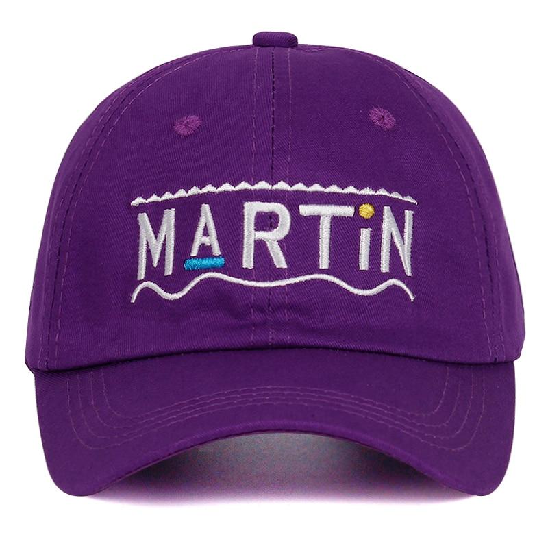 2018 Newest Purple Martin Show Dad Hat 100% Cotton Washed Talk Show Variety   Cap   Men Women   Baseball     Cap   Hip Hop Fans Snapback