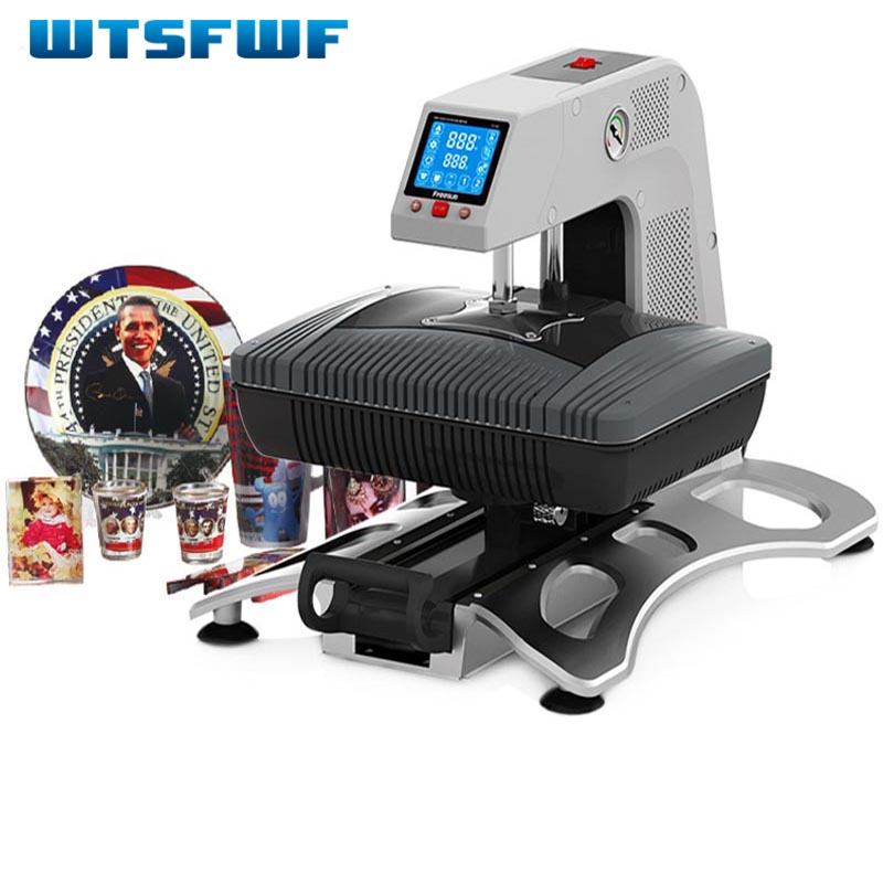 Wtsfwf ST-420 3D Sublimation Heat Transfer Printer 3D Vacuum Printer Machine for Cases Mugs T shirts Plates hot sell 3d sublimation heat press printer 3d vacuum heat press printer machine printing for cases mugs plates glasses
