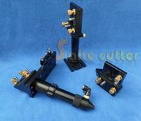 Set Co2 Laser Hoofd + Spiegel Armatuur + Lens Intgrative Mount Cutter Graveur FL 2