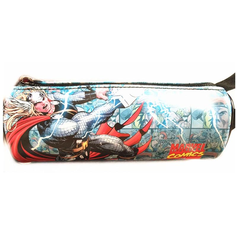 Marvel Comics Thor Captain America Jack Clown Lelaki Wallet Wanita - Dompet