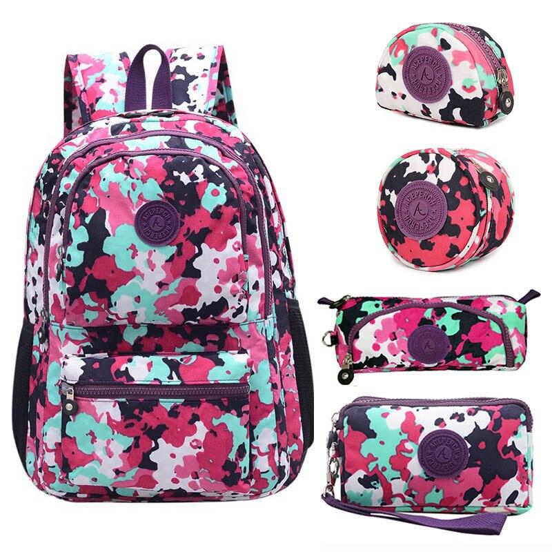 ACEPERCH Original Casual School Backpack for Teenage Girl Women Backpacks Nylon Laptop Bagpack Female Sac A MainACEPERCH Original Casual School Backpack for Teenage Girl Women Backpacks Nylon Laptop Bagpack Female Sac A Main