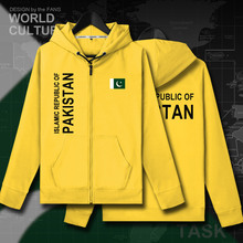 Pakistan PAK Pakistani Islam mens fleeces hoodies winter jerseys men jackets and coats clothes nation zipper country sweatshirt