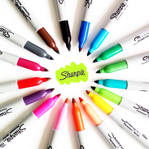 Sharpie Marker Pen Set 8 Colored Fine Bullet For School &Office Drawing Design Paints Art Marker Supplies Stationery