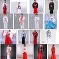 Китайский Женский Древней Династии Тан Императрица hanfu Dress Традиционный Hanfu Косплей Одежда Красный Белый Желтый Древние Костюмы