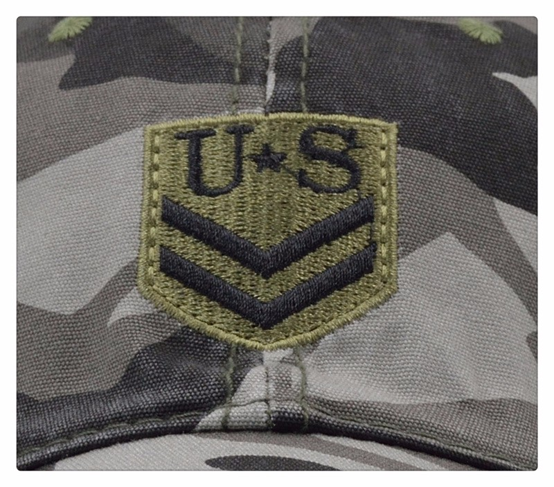 [NORTHWOOD] High Quality US Army Cap Camo Mens Baseball Cap Brand Tactical Cap Mens Hats and Caps Gorra Militar for Adult