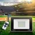 Водонепроницаемый уличный светильник на солнечной батарее  4 Вт  20 светодиодов  для кемпинга  аварийного использования  с дистанционным упр...