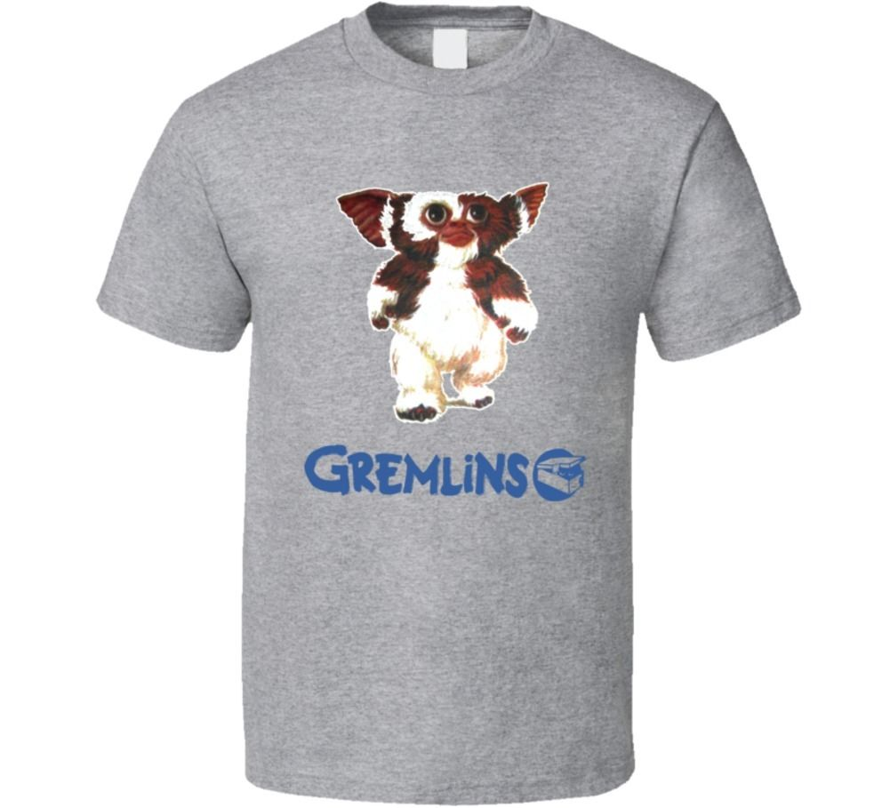 Gremlins Retro 80s Movie T Shirt