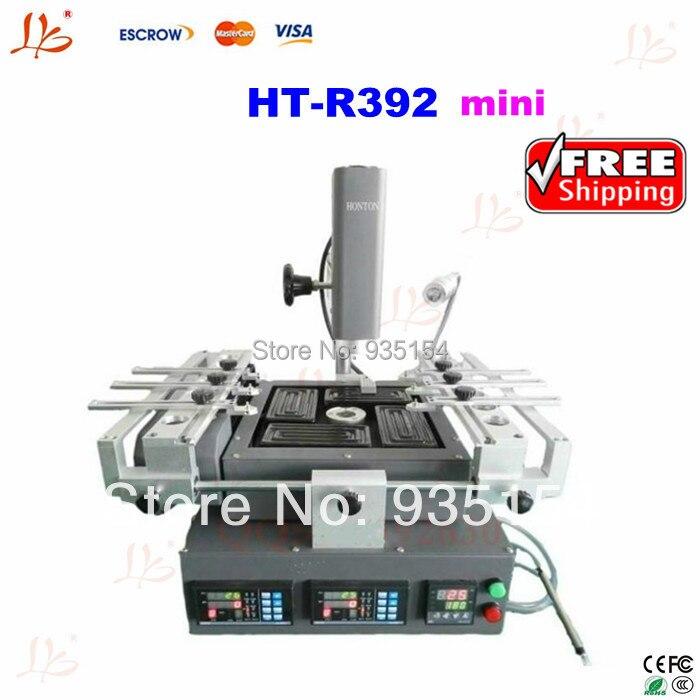 Cheap HONTON R392 mini hot air BGA rework station BGA reball station  цены