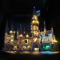 Kyglaring Ha Condotto La Luce Up Kit Per 71043 te Hogwart del Castello di Set di Luce (Non Includere Il Modello)