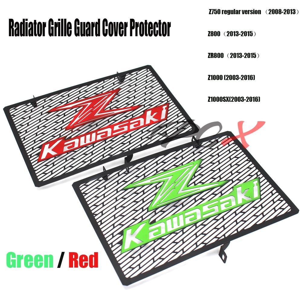 2017 новое поступление, для мотоциклов, из нержавеющей стали, для Кавасаки Z750 Z1000 Z1000SX Z800
