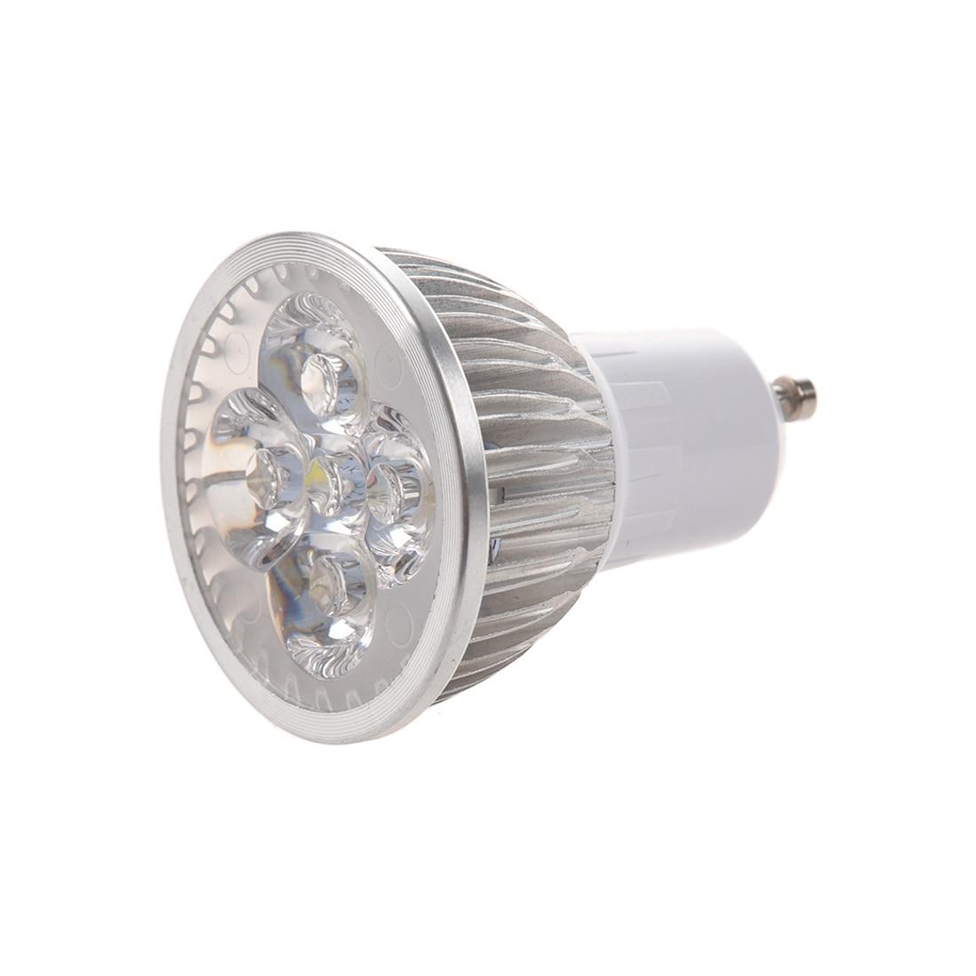 4 LED GU10 Light Bulb 4W Cold White 85-265V