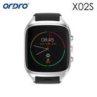 Wearable Devices X02S Smart Watch Support SIM TF Card Electronics Wrist Watch Connect Android Smartphone RAM 512M 720P HD Camera