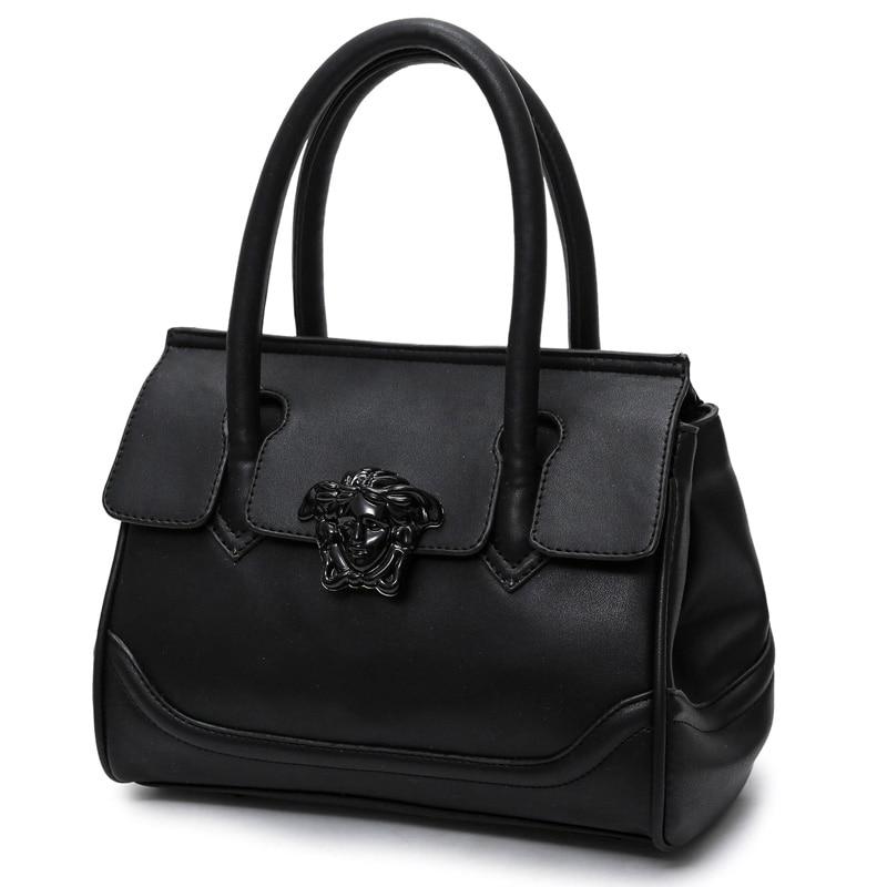 2017 Famous Brands Women Trapeze Tote Bags Designer Female Handbags High Quality Messenger Bags Bolsas De Luxo Mulheres Sacos De
