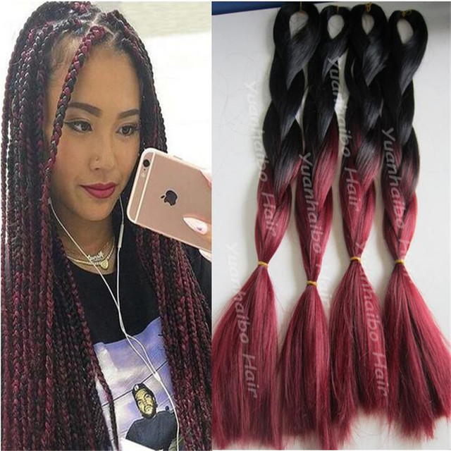 New Fashion 1b 99j Braiding Kinky Twist Hair 20 Quot Stock
