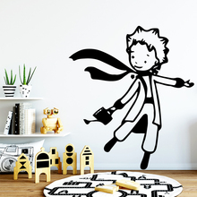 Large little prince Wall Art Decal Sticker Mural Removable Bedroom Nursery Decoration naklejki na sciane
