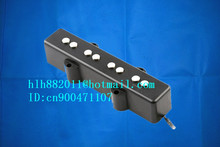 free shipping new electric bass guitar open pickup in black  TE-8357