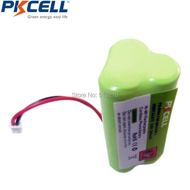 цена на Phone Battery for BANG & OLUFSEN BeoCom 2 Cordless 2-Line Handset Telephone 3HR-AAAU-2 Beo-Com+ HQRP Coaster PK-0064