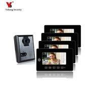 Yobang An Ninh Không Thấm Nước Kiểm Soát Truy Cập Cửa máy ảnh hệ thống Video intercom màu 7