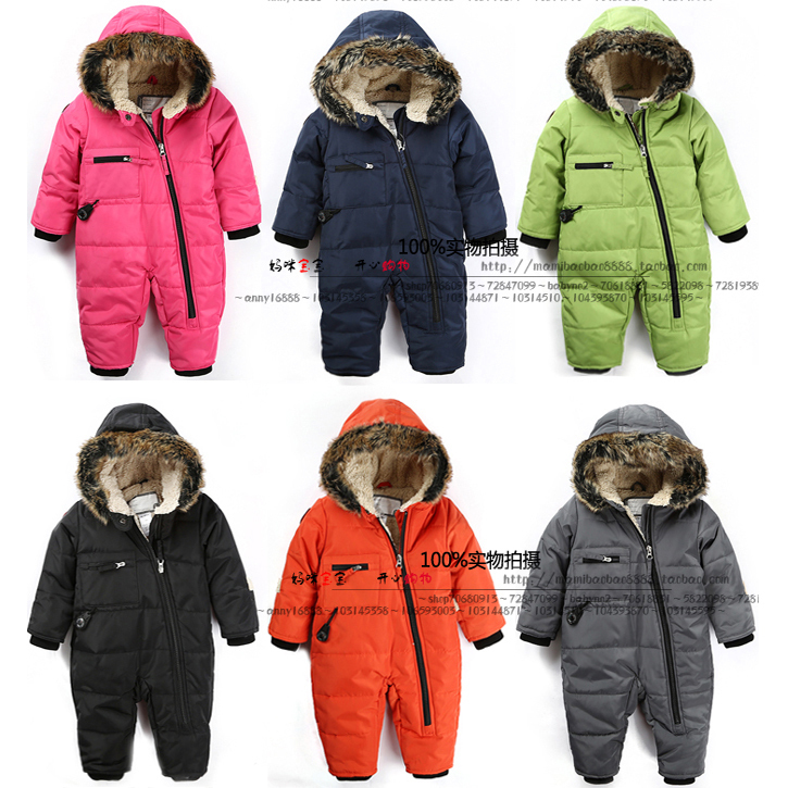 new 2015 autumn winter rompers baby clothing newborn baby girl cotton Romper baby boys thick warm coat jumpsuit baby wear newborn baby rompers baby clothing 100% cotton infant jumpsuit ropa bebe long sleeve girl boys rompers costumes baby romper