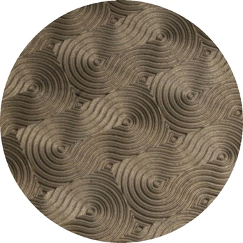 58mm design pattern press plate for compact or eyeshadow powder can customized design.