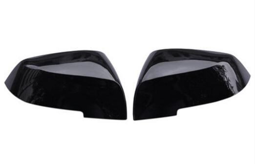 Garniture de couverture de rétroviseur latéral ABS noir brillant pour BMW série 3 GT F30 F34 2013-2017 accessoires Auto