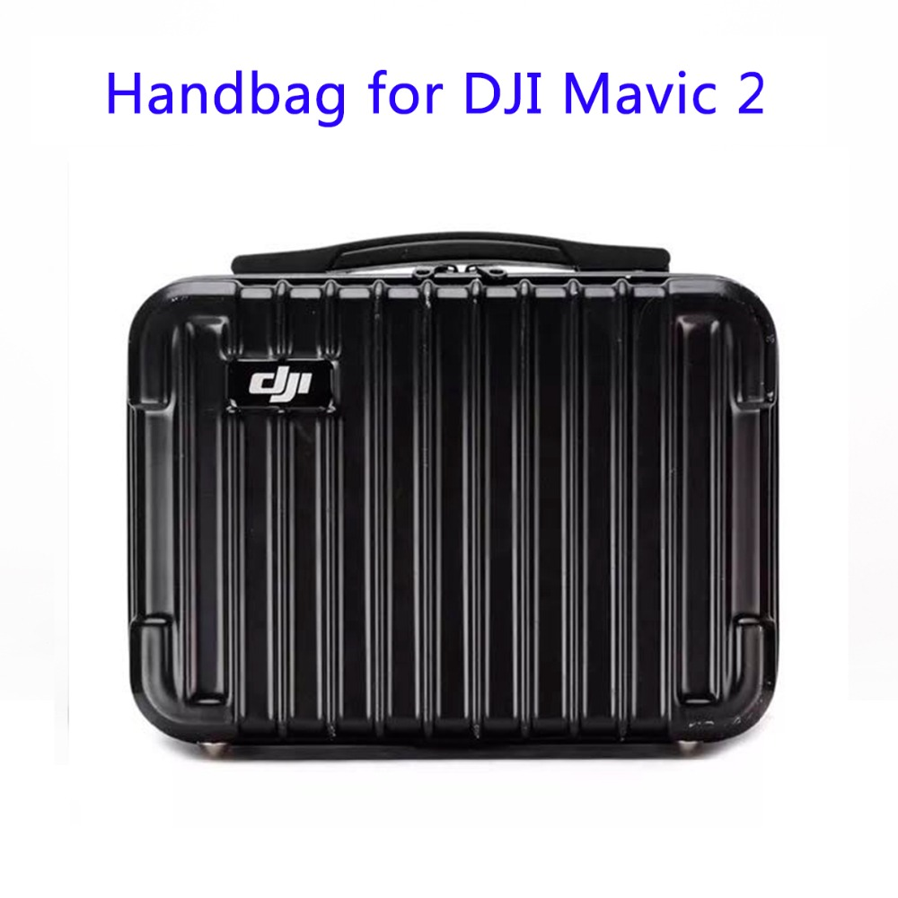 Storage-Bag Carrying-Case Hardshell Zoom Mavic 2 Handbag Protective-Box DJI Waterproof