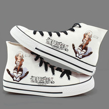 Attack on Titan Printed Shoes (7 types)