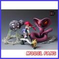FÃS MODELO INSTOCK 16 cm pokemon Pocket Monsters Weezing e Arbok GK resina feita para a Coleção (para não conter a Equipe Rocket e gato)