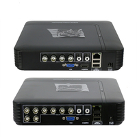 960H H 264 HDMI Security System CCTV DVR 4 Channel Mini DVR For CCTV Kit DVR