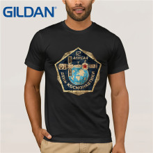 Gildan Brand Russia CCCP Space Station 12 Exploration Program T-Shirt Summer Mens Short Sleeve