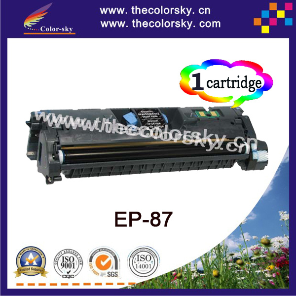 (CS-H9700-9703) Color toner laser cartridge for Canon EP-87 LBP-87 LBP-2410 LBP-5200 LBP-8170C LBP-8180C (5k/4.5k pages) kidkraft кукольный шкаф для одежды kidkraft