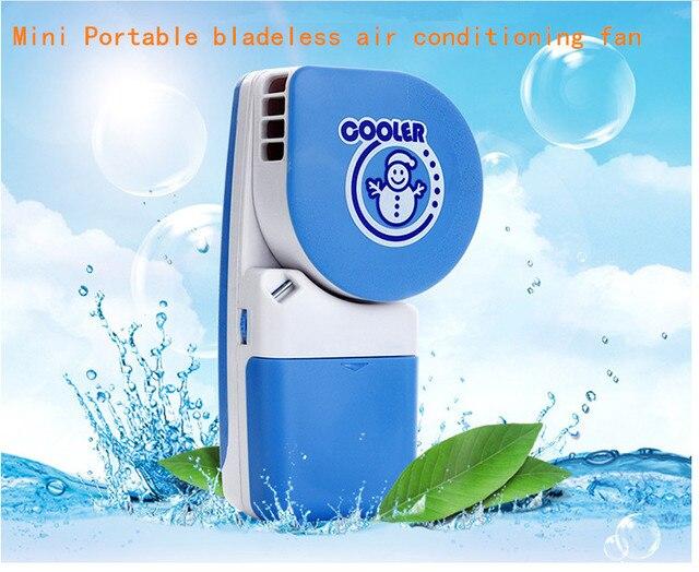 USB Mini Fan Niedlich Klimaanlage Kühlung Student Tragbare Blattloser  Ventilator Geringe Gebühr