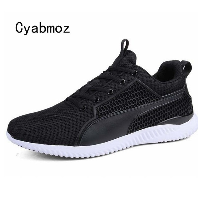 High Quality Men Elevator Shoes Fashion Breathable Mesh Casual Shoes Invisible Height Increasing 8 CM Platform Hidden heels Shoe